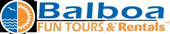 Balboa Fun Tours & Rentals Logo