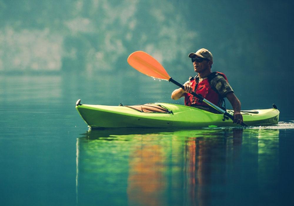 Kayak Rental at Balboa Fun Tours & rentals