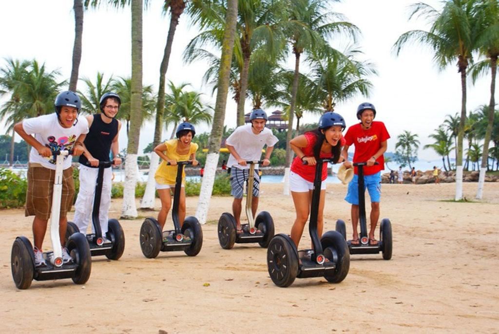 Segway Tour at Balboa Fun Tours & Rentals