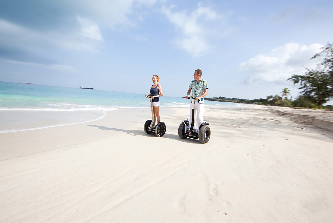Segway Tour at Balboa Fun Tours & Rentals