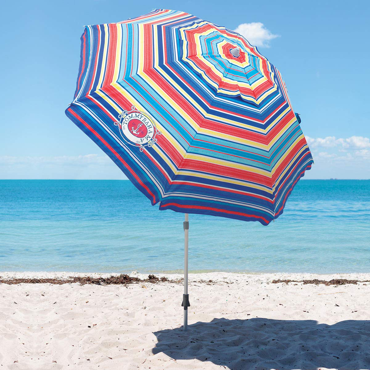Beach Chairs And Umbrella by Balboa Fun Tours