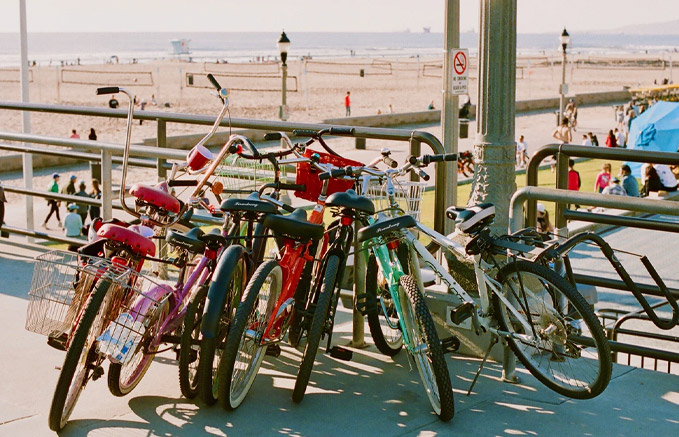beach-bikes
